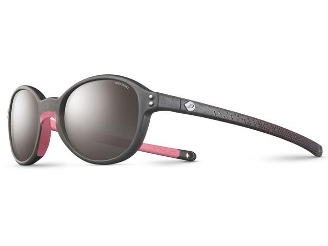 Julbo Frisbee Spectron 3 Sunglasses Kids, czarny/różowy